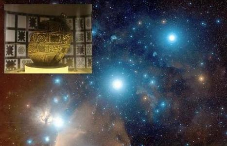 The Oldest Known Calendar in Europe is based on the Orion Constellation | Freefire History | Scoop.it