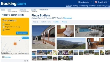 #Booking.com #extends #vacation #rental #offering | Le It e Amo ✪ | Scoop.it