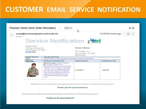 Significance of Work Order Management Software   Service Management Apps   Scoop.it