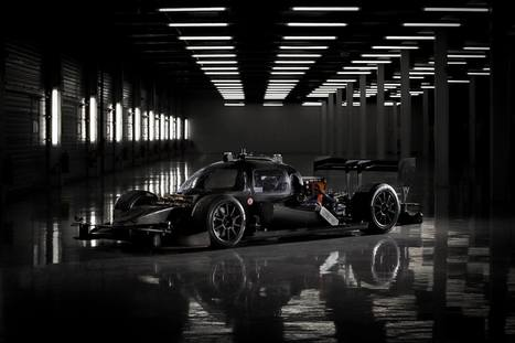 Our Gladiators Will Stay But Innovation Will Go Elsewhere With Roborace | The Jazz of Innovation | Scoop.it