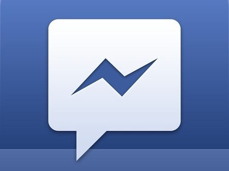 Facebook Really Wants You to Use Its Messaging App | Digital-News on Scoop.it today | Scoop.it