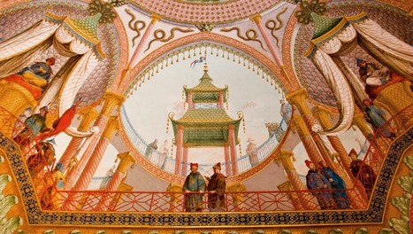 Sicilian Chinoiserie: The Palazzina Cinese of Palermo | Italia Mia | Scoop.it