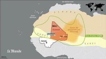 Vidéo : la carte du Mali décryptée en 5 minutes | géographie, histoire, sciences sociales, développement durable | Scoop.it