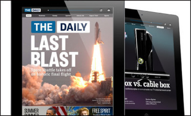 News Corp to close iPad title The Daily | Multimedia Journalism | Scoop.it