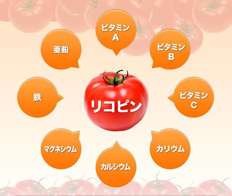 スリムUPトマト | ダイエットニュース | Scoop.it