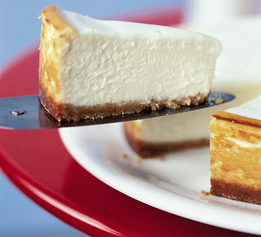 New York Cheesecake recipe | DESSERTS FOR THE COOK | Scoop.it