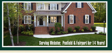 Snow Removal Webster NY, Snow Plowing Fairport NY, Ice Removal Services Penfield NY   How to Landscape   Scoop.it