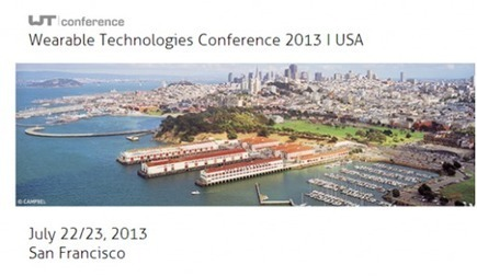 Wearable Technologies Conference 2013 | Conciencia Colectiva | Scoop.it