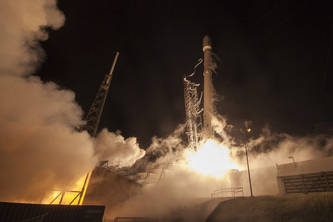 SES says SpaceX will launch its satellite in late February | Spaceflight Now | The NewSpace Daily | Scoop.it