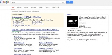 Google+ Should Be Part of Your 2013 Social Media Strategy | Above the Fold & Socially Acceptable | The Google+ Project | Scoop.it