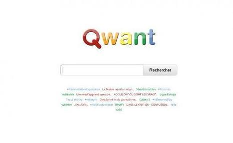 Qwant, un petit Français sur le terrain de Google | Actualité IT & Innovation | Scoop.it