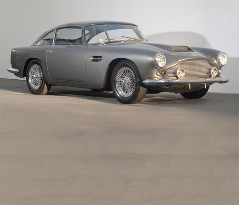 DB4 and DB4 Convertible - Aston Martin | James Bond Leadership Series - Shaken, Not Stirred | Scoop.it
