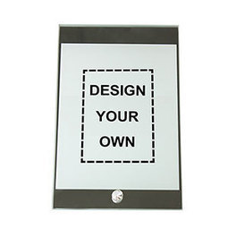 Buy Custom Portrait Glass Photo Frame Online in India - Photohaat | Amazing designs for amazing customized gifts | Scoop.it