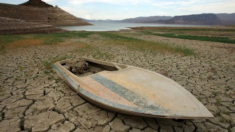 Study links California drought to global warming | Amazing Science | Scoop.it
