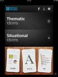British CouncilIdioms   iPad tips   Scoop.it