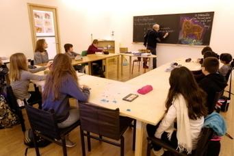 Arles : Actes Sud crée l'école qui veut rendre les élèves heureux | CaféAnimé | Scoop.it