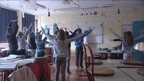 Guise (02) : le collège Camille Desmoulins récompensé pour sa pédagogie de relaxation - France 3 Picardie | Acouphène Sommeil Stress Sophrologie | Scoop.it