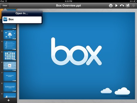Box improves upload speed for business customers | Cloud Central | Scoop.it