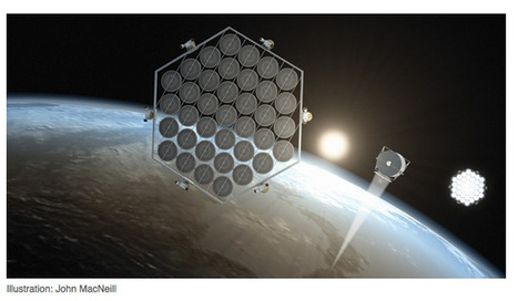Japan wants to build a space-based solar energy farm   SaskPower Strategic Corporate Development   Scoop.it