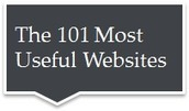 The 101 Most Useful Websites | Education now | Scoop.it