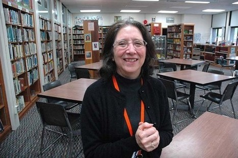 School librarian grew many readers - Yellow Springs News | books | Scoop.it