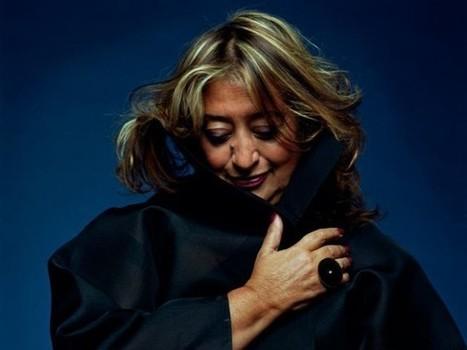 L'architecte irako-britannique Zaha Hadid est décédée | Architectes | Scoop.it