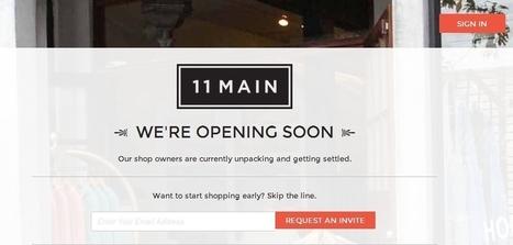 11Main.com : Alibaba s'attaque au marché du e-commerce américain | E-commerce | Scoop.it