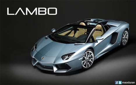Lambo | Racing is in my blood | Scoop.it