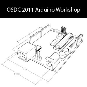 OSDC 2011 Arduino Workshop | Arduino Focus | Scoop.it