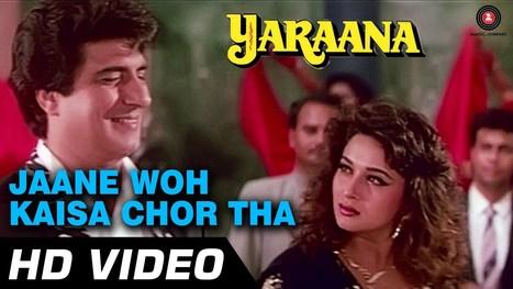 Yaraana Movie Jaane Wo Kaisa Chor Tha Full HD Video Song | Bollywood Movies HD Video Songs | Scoop.it