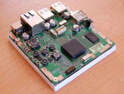 Seagate DockStar un plug computer green - IT Wars | greenit | Scoop.it