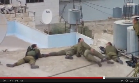 Video Shows IDF Snipers Shooting Palestinian Children For Fun, But Facebook Won't Let You Share It | The Guardian: NSA and GCHQ defeat internet privacy and security | Scoop.it
