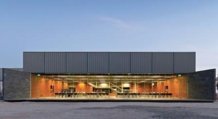 Comedor-Sala Múltiple Iron Mountain / Polidura + Talhouk Arquitectos | Arquitectura explorativa | Scoop.it