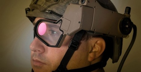 Q-Warrior headgear is Google Glass for the battlefield | Daily Magazine | Scoop.it