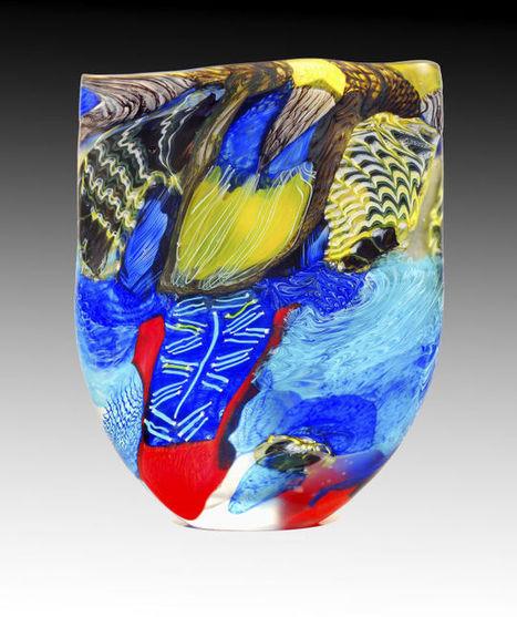 Exhibitionism: Noel Hart's blown glass - Santa Fe New Mexican.com   Nartique Art Glass News   Scoop.it