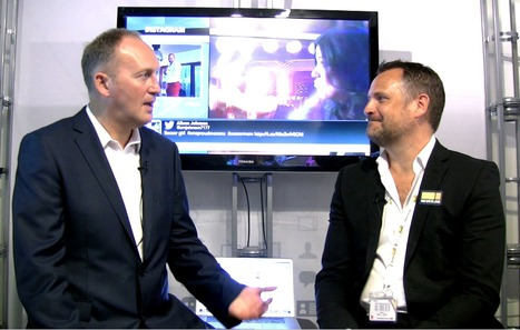 never.no's Scott Davies discusses Social TV and Advertising at IBC 2013 | screen seriality | Scoop.it