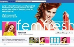 Femfresh pulls Facebook page after social media vagina backlash | The Wall Blog | Psychology of Consumer Behaviour | Scoop.it