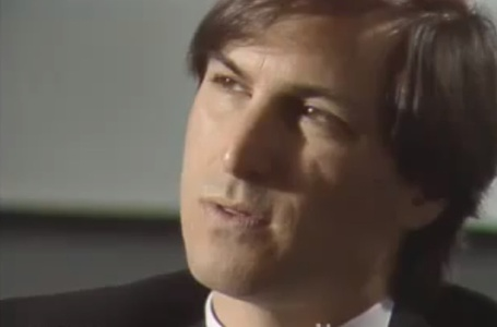 "Rare 50 Minute Interview with Steve Jobs from 1990 [Video] | ""#Google+, +1, Facebook, Twitter, Scoop, Foursquare, Empire Avenue, Klout and more"" 