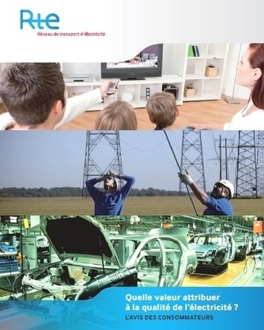 Quelle valeur attribuer à la qualité de l'électricité ? L'avis des consommateurs. | Smart Grid, réseaux intelligents | Scoop.it