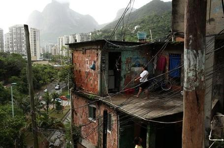 Brazil's disappearing favelas | Development geography | Scoop.it