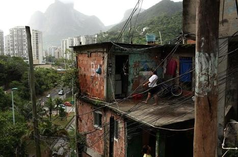 Brazil's disappearing favelas | World Regional Geography | Scoop.it