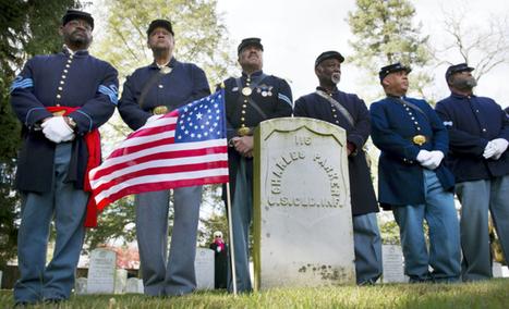 Professor: U.S. Colored Troops were the true rebels in Civil War | Southmoore AP United States History | Scoop.it