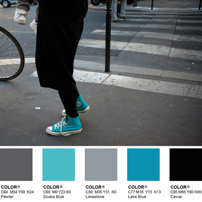 BLUE STREET - COLOR HARMONY | COLOR HUNTER | Scoop.it