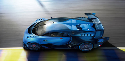 THE BUGATTI VISION GRAN TURISMO<br/><br/>Speed: In Excess of 250mph.<br/><br/>The car that was&hellip; | Lifestyles and Human Interest | Scoop.it