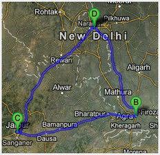 Group Tour Taj Mahal, Fixed Departure Tours, Golden Triangle Group Tour | India Tours | Scoop.it