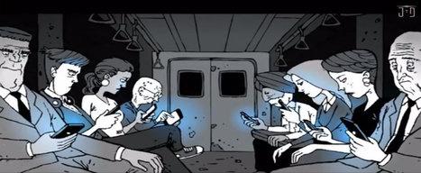 Un corto animato racconta l'overdose da social network - Wired   Social&Asocial   Scoop.it