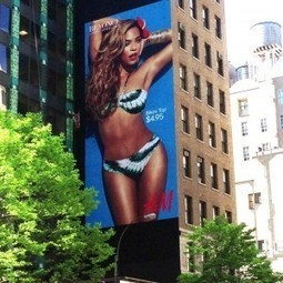 Love It? Hate It? Beyoncé Does H&M | Marketing in the music business : American leadership today | Scoop.it