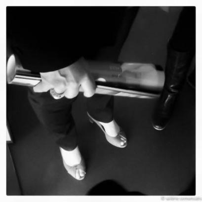 Unusual Poetic Views: Des pieds et des talons | Vous avez dit Photo ? | Scoop.it