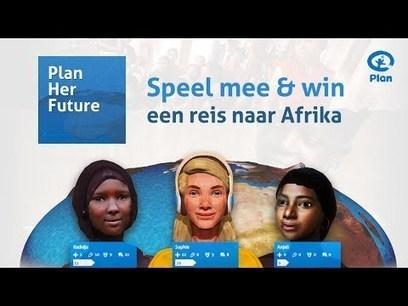 Plan België lanceert nieuwe versie van Plan Her Future   Edutools   Scoop.it