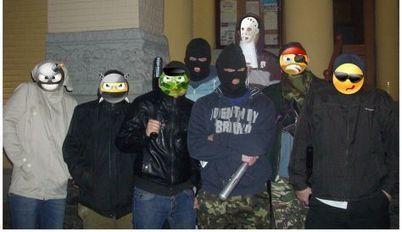 Kiev Jews set up self-defense unit to combat anti-Semitism  - Jewish World News | Humanity | Scoop.it